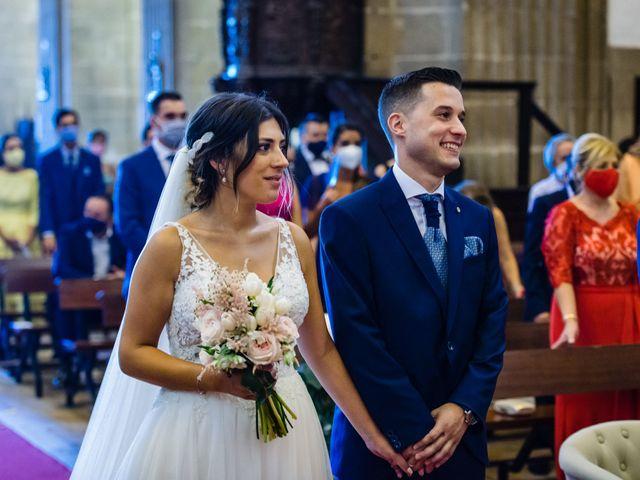 La boda de Cristina y Diego en Monforte de Lemos, Lugo 51