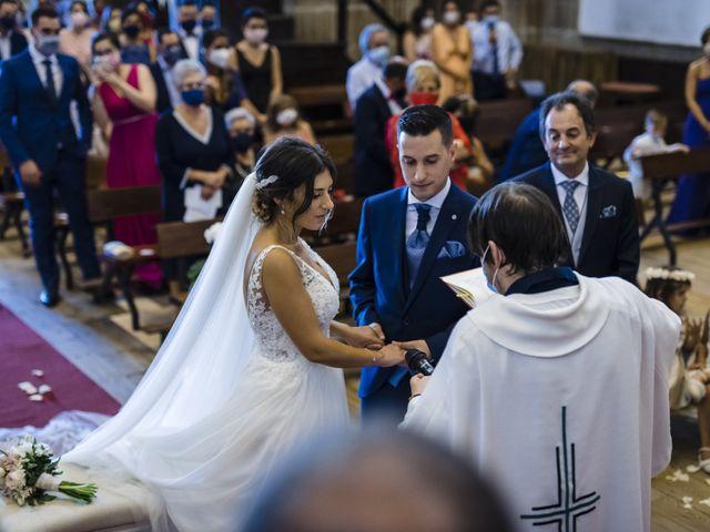 La boda de Cristina y Diego en Monforte de Lemos, Lugo 55