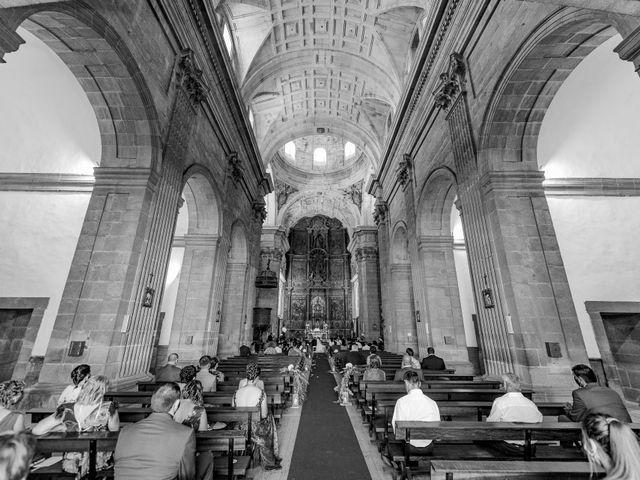 La boda de Cristina y Diego en Monforte de Lemos, Lugo 56