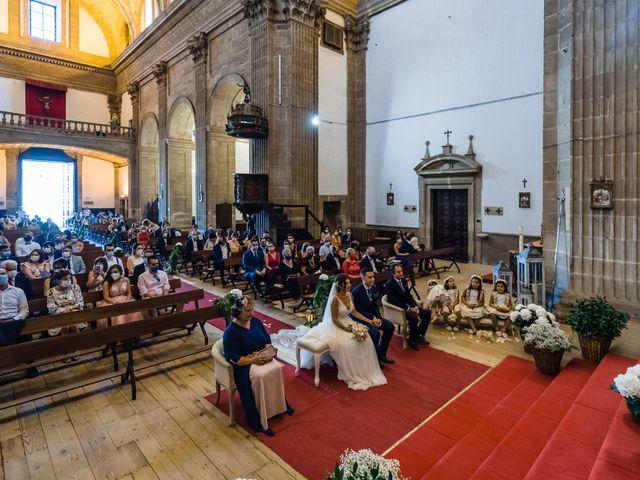La boda de Cristina y Diego en Monforte de Lemos, Lugo 57