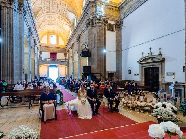 La boda de Cristina y Diego en Monforte de Lemos, Lugo 58