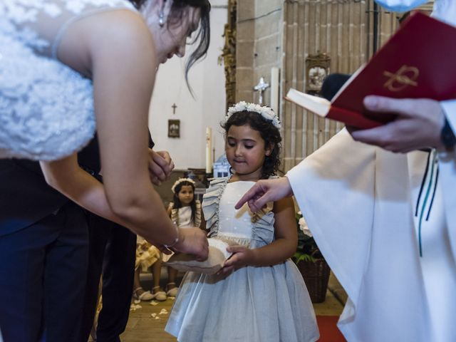 La boda de Cristina y Diego en Monforte de Lemos, Lugo 61