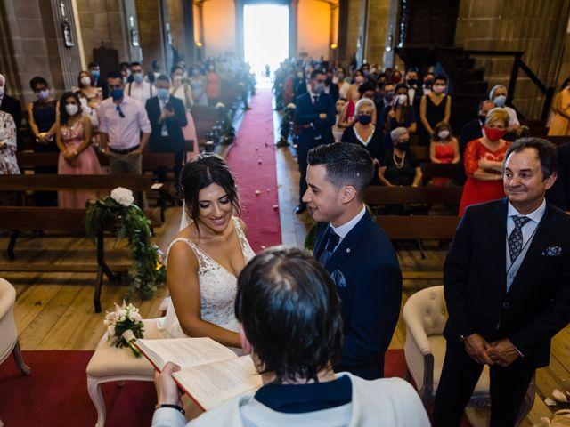 La boda de Cristina y Diego en Monforte de Lemos, Lugo 62