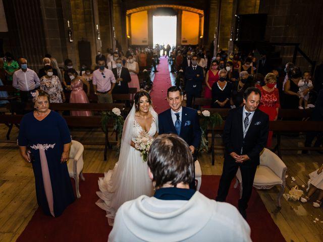 La boda de Cristina y Diego en Monforte de Lemos, Lugo 64