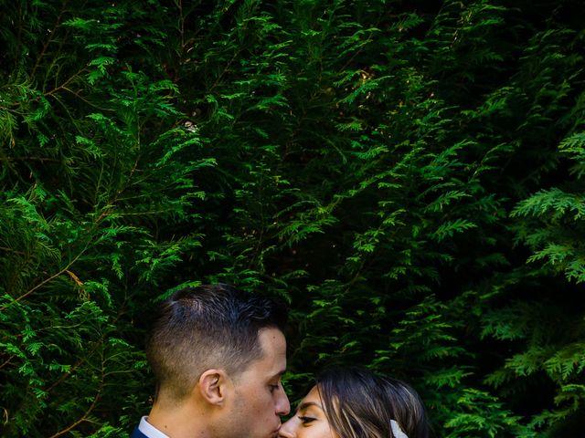 La boda de Cristina y Diego en Monforte de Lemos, Lugo 68