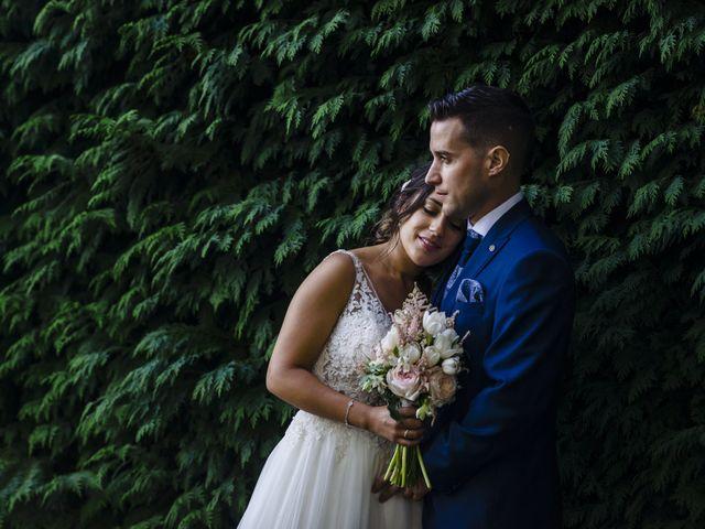 La boda de Cristina y Diego en Monforte de Lemos, Lugo 69