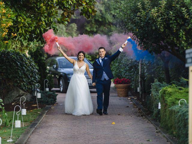 La boda de Cristina y Diego en Monforte de Lemos, Lugo 70