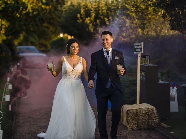 La boda de Cristina y Diego en Monforte de Lemos, Lugo 71