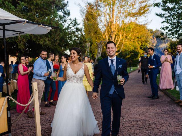 La boda de Cristina y Diego en Monforte de Lemos, Lugo 75