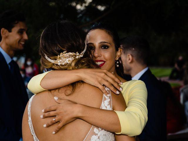 La boda de Cristina y Diego en Monforte de Lemos, Lugo 76