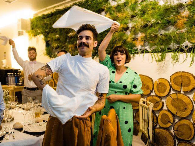 La boda de Cristina y Diego en Monforte de Lemos, Lugo 77