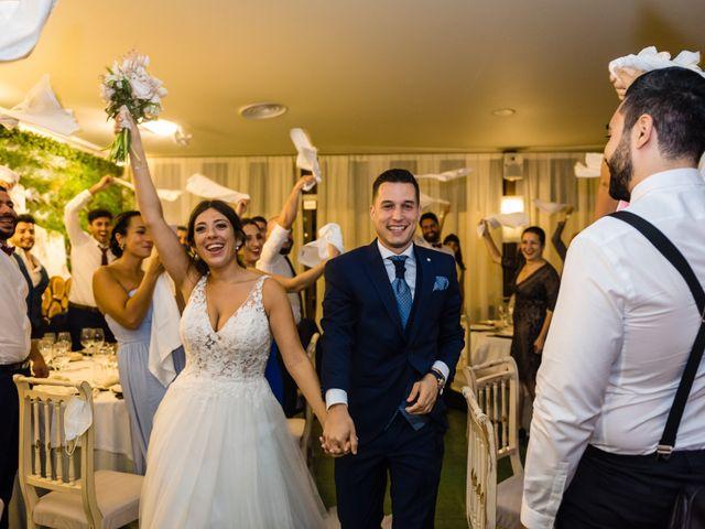 La boda de Cristina y Diego en Monforte de Lemos, Lugo 78
