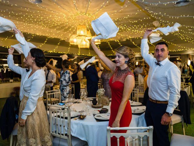 La boda de Cristina y Diego en Monforte de Lemos, Lugo 79