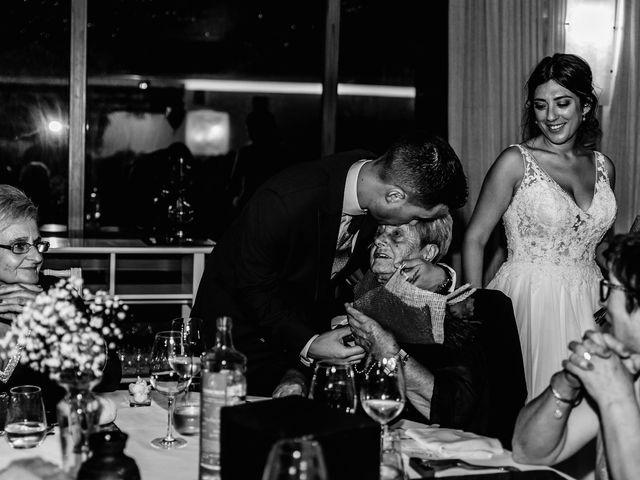 La boda de Cristina y Diego en Monforte de Lemos, Lugo 82