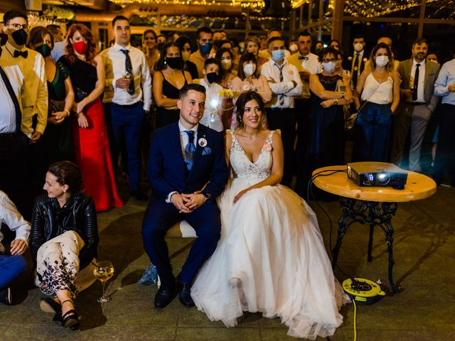 La boda de Cristina y Diego en Monforte de Lemos, Lugo 83