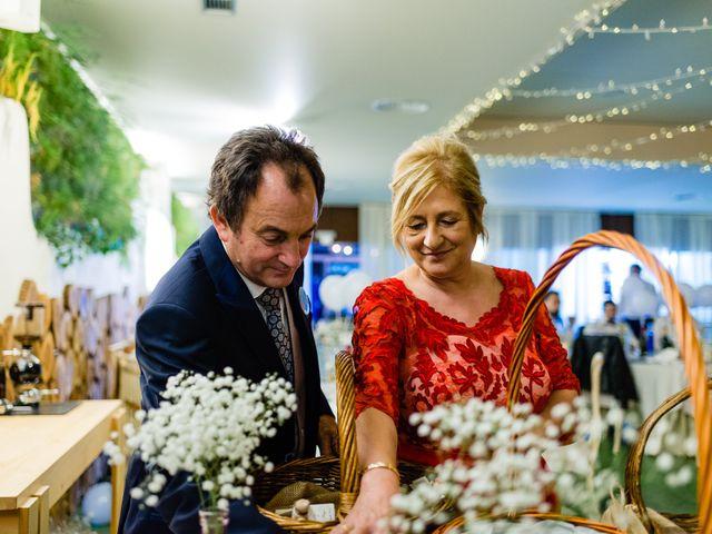 La boda de Cristina y Diego en Monforte de Lemos, Lugo 86