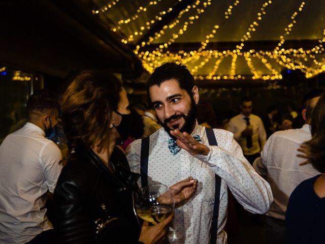 La boda de Cristina y Diego en Chantada (Santa Marina), Lugo 92