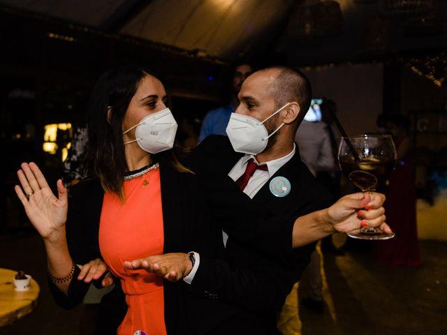 La boda de Cristina y Diego en Chantada (Santa Marina), Lugo 95