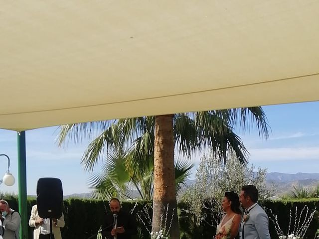 La boda de Javier  y Carla en La/villajoyosa Vila Joiosa, Alicante 5