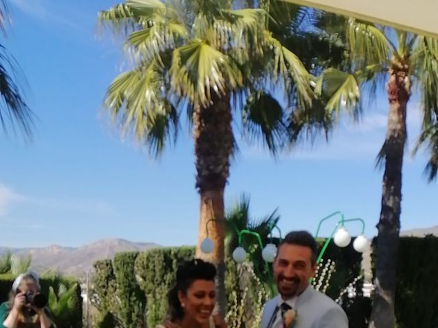 La boda de Javier  y Carla en La/villajoyosa Vila Joiosa, Alicante 9