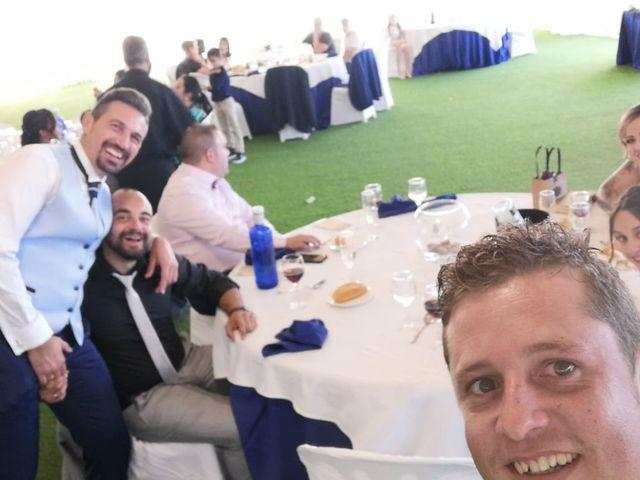 La boda de Javier  y Carla en La/villajoyosa Vila Joiosa, Alicante 2