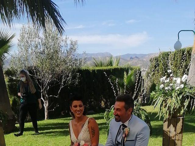 La boda de Javier  y Carla en La/villajoyosa Vila Joiosa, Alicante 17