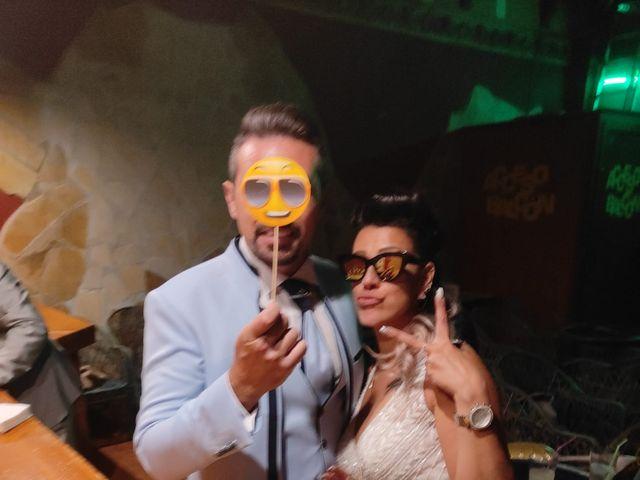 La boda de Javier  y Carla en La/villajoyosa Vila Joiosa, Alicante 23