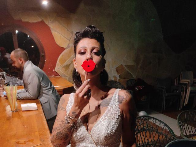 La boda de Javier  y Carla en La/villajoyosa Vila Joiosa, Alicante 26