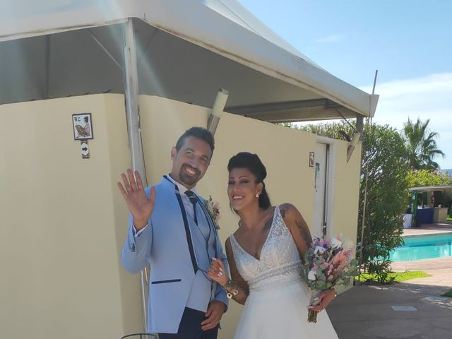 La boda de Javier  y Carla en La/villajoyosa Vila Joiosa, Alicante 28