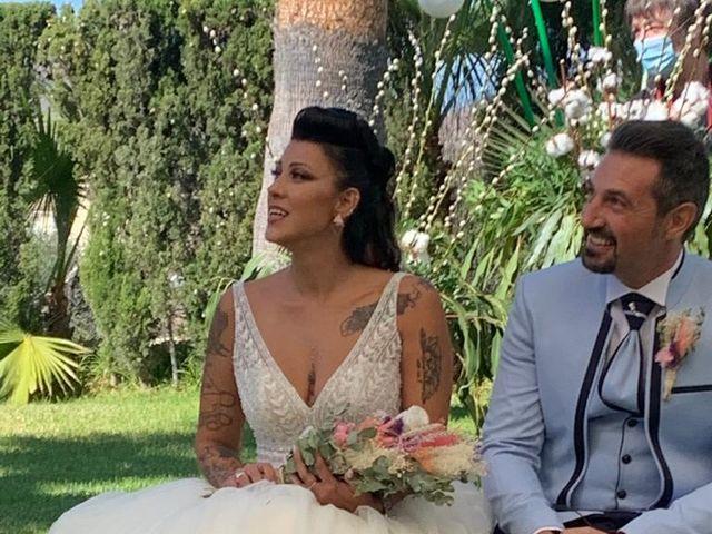 La boda de Javier  y Carla en La/villajoyosa Vila Joiosa, Alicante 29