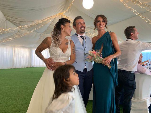 La boda de Javier  y Carla en La/villajoyosa Vila Joiosa, Alicante 31