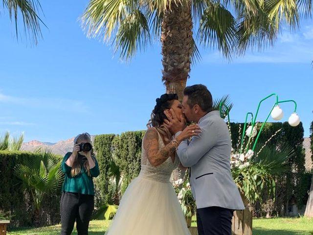 La boda de Javier  y Carla en La/villajoyosa Vila Joiosa, Alicante 34