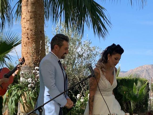 La boda de Javier  y Carla en La/villajoyosa Vila Joiosa, Alicante 36