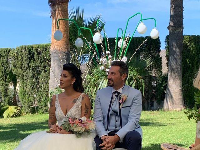 La boda de Javier  y Carla en La/villajoyosa Vila Joiosa, Alicante 38