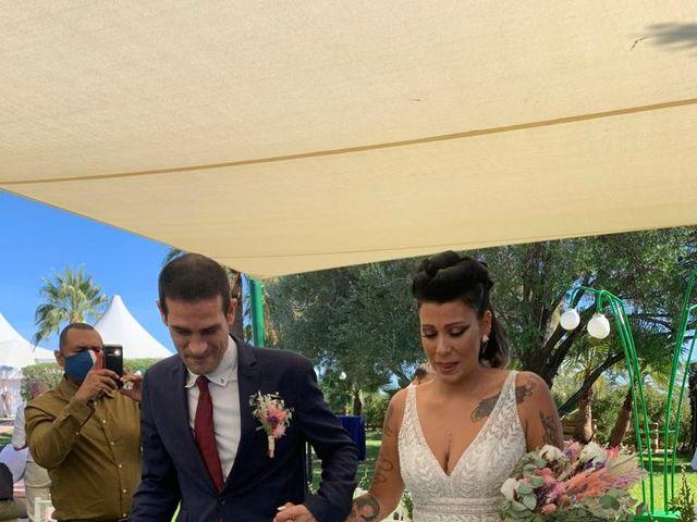 La boda de Javier  y Carla en La/villajoyosa Vila Joiosa, Alicante 39