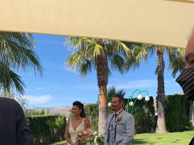 La boda de Javier  y Carla en La/villajoyosa Vila Joiosa, Alicante 41