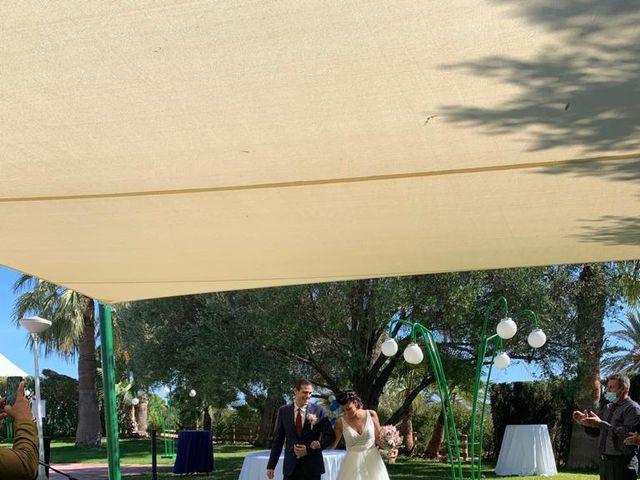 La boda de Javier  y Carla en La/villajoyosa Vila Joiosa, Alicante 42