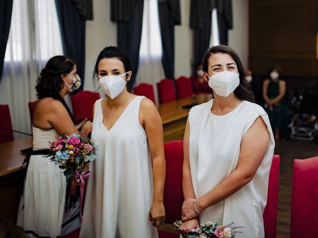 La boda de Marta y Irene en Illescas, Toledo 25