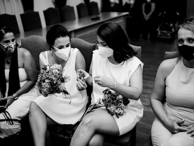 La boda de Marta y Irene en Illescas, Toledo 30