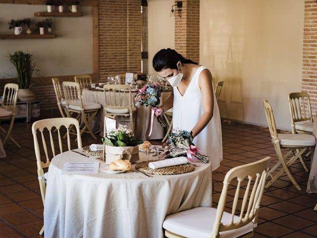 La boda de Marta y Irene en Illescas, Toledo 38