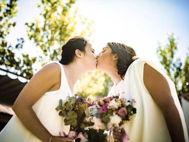 La boda de Marta y Irene en Illescas, Toledo 42