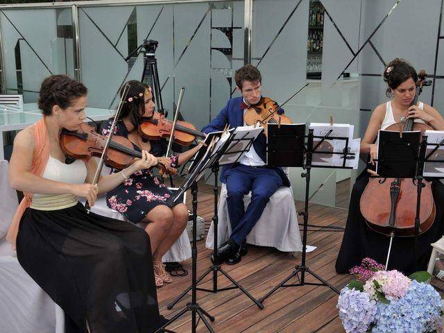 La boda de Álvaro y Eulalia en Gijón, Asturias 2
