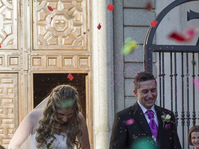 La boda de Roberto y Almudena en Fuenlabrada, Madrid 8
