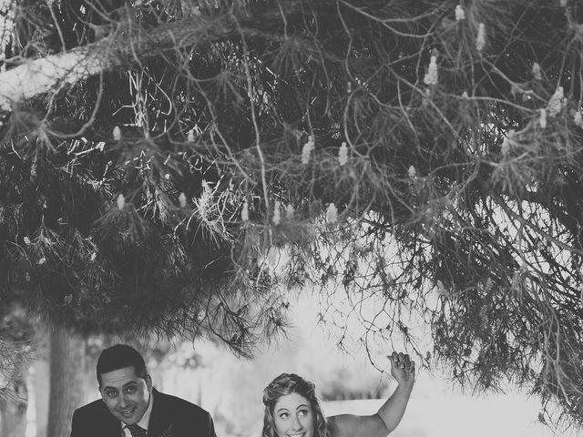 La boda de Roberto y Almudena en Fuenlabrada, Madrid 9