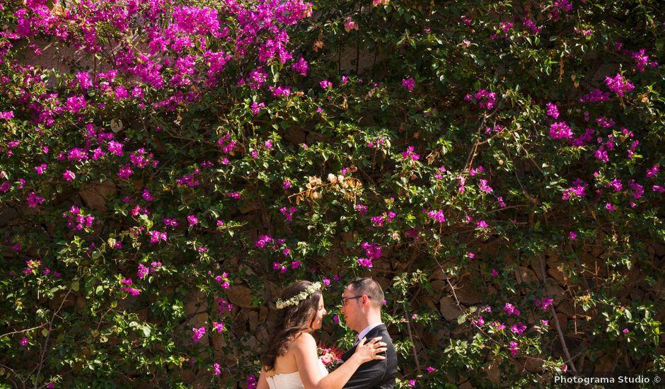La boda de Pedro y Sara en La Carlota, Córdoba