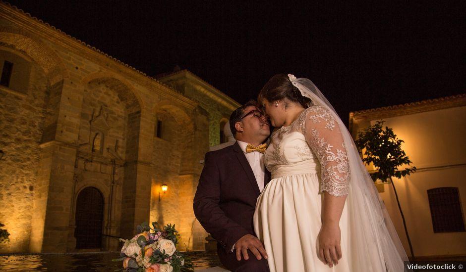 La boda de Oscar y Olga en El Viso, Córdoba
