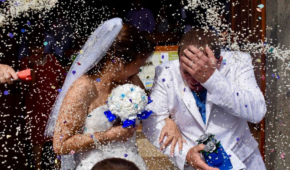 La boda de Marco y Yanira en Arucas, Las Palmas