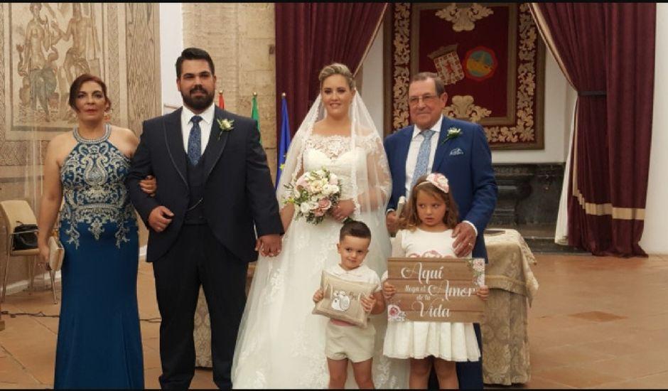 La boda de Pedro  y Mari Paz  en Córdoba, Córdoba