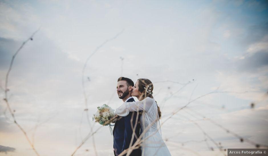 La boda de Carlos y Irene en Carrion De Calatrava, Ciudad Real