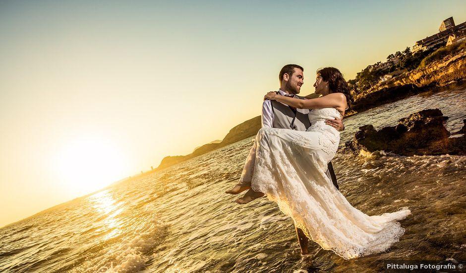 La boda de Alejandro y Nereida en Alacant/alicante, Alicante